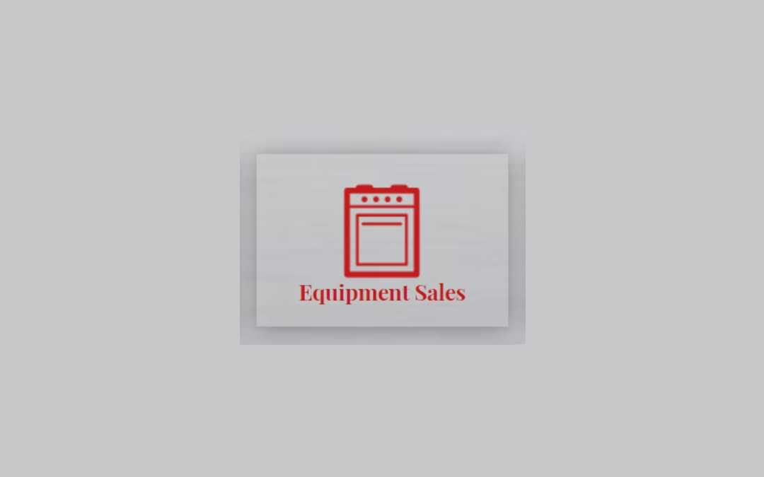 Coming soon… a new enhanced equipment sales webpage